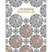Art Of Coloring Mandala - Leisure Arts