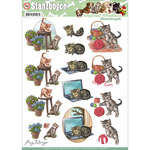 Cats - Find It Trading Amy Design Animal Medley Punchout Sheet
