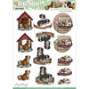 Dogs - Find It Trading Amy Design Animal Medley Punchout Sheet