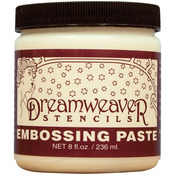 Dreamweaver Embossing Paste 8oz