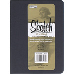 "Blue - Pro Art Softcover Sketch Journal 4""X6"""