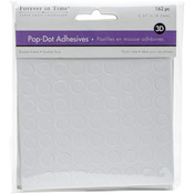 3D Pop Dots Dual-Adhesive Foam Mounts