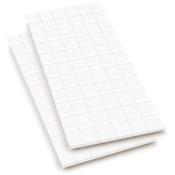 """.5"""" Square 132/Pkg - 3D Pop Dots Dual-Adhesive Foam Mounts"""