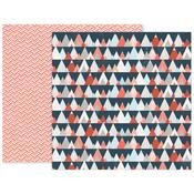 Paper 12  - Outfitters - Pink Paislee