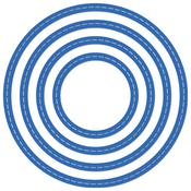 Stitched Circles Nesting Dies - KaiserCraft