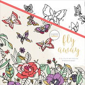 Fly Away - KaiserColour Perfect Bound Coloring Book