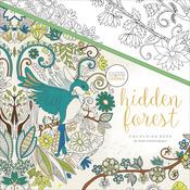 Hidden Forest - KaiserColour Perfect Bound Coloring Book