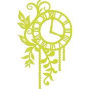 "Foliage Clock 3.5""X5.5"" - Kaisercraft Die"