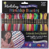 Holiday Friendship Bracelet Thread Party Pack Kit