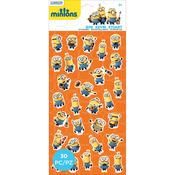 Minions Mini Flat Stickers