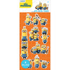 Minions Group - Minions Mini Flat Stickers
