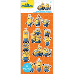 Minions Group - Minions Mini Flat Stickers