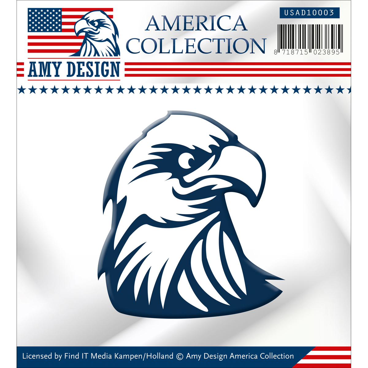 Eagle - Find It Trading Amy Design America Die