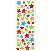 Star Medley - Glitter Stickers