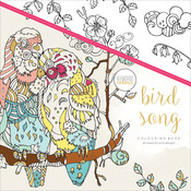 Bird Song - KaiserColour Perfect Bound Coloring Book
