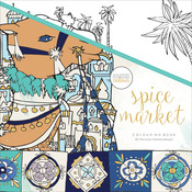 Spice Market - KaiserColour Perfect Bound Coloring Book