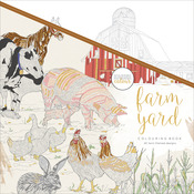 Farmyard - KaiserColour Perfect Bound Coloring Book