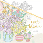 Ever Bloom - KaiserColour Perfect Bound Coloring Book