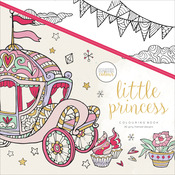 Little Princess - KaiserColour Perfect Bound Coloring Book