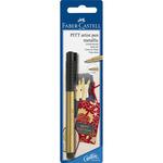 Gold 1.5mm Bullet - PITT Artist Metallic Pen
