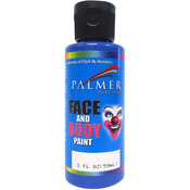 Blue - Face & Body Paint 2oz