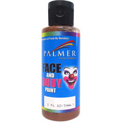 Brown - Face & Body Paint 2oz