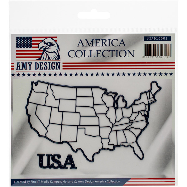 USA - Find It Trading Amy Design America Die