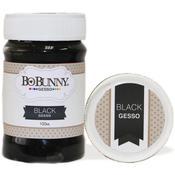 Black Bo Bunny Gesso