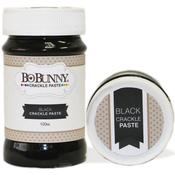 Black Bo Bunny Crackle Paste