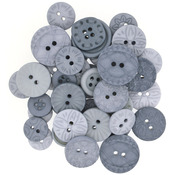 Color Me Grey - Dress It Up Embellishments