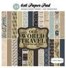 Old World Travel 6 x 6 Paper Pad - Carta Bella