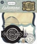 Old World Travel Ephemera - Carta Bella