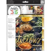 Recipe Create 365 Happy Planner Extension Pack - MAMBI