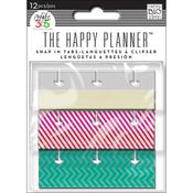 Brights Create 365 Happy Planner Snap In Tabs - MAMBI