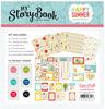 Happy Summer My Storybook Pocket Page Kit - Echo Park