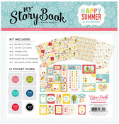 Happy Summer My Storybook Pocket Page Kit - Echo Park