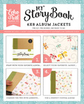 Happy Summer 6x8 My Storybook Album Jacket - Echo Park