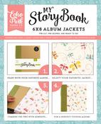 Happy Summer 6x8 My Storybook Album Jacket - Echo Park