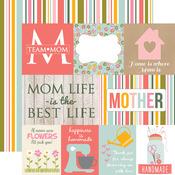 Journaling Card Paper - Beautiful Mom - Echo Park