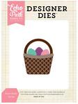 Easter Basket Designer Die - Echo Park