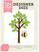 Bee & Tree Designer Die - Echo Park