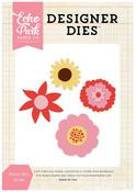 Flowers #5 Designer Dies - Echo Park