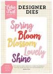 Spring Words Designer Dies - Echo Park