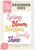 Spring Words Designer Dies - Echo Park
