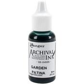 Garden Patina - Wendy Vecchi Designer Series Archival Re-Inkers .5oz
