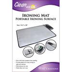 "19.5""X28"" - Ironing Mat W/Silicone Pad"