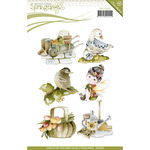 Springtime - Find It Trading Precious Marieke Clear Stamp