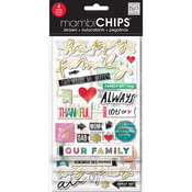 Happy Family - Chipboard Value Pack