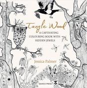 Tangle Wood Coloring Book - Search Press Books