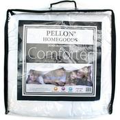"62""X86"" FOB: MI - Down Alternative Nano Polyester Twin Size Comforter"